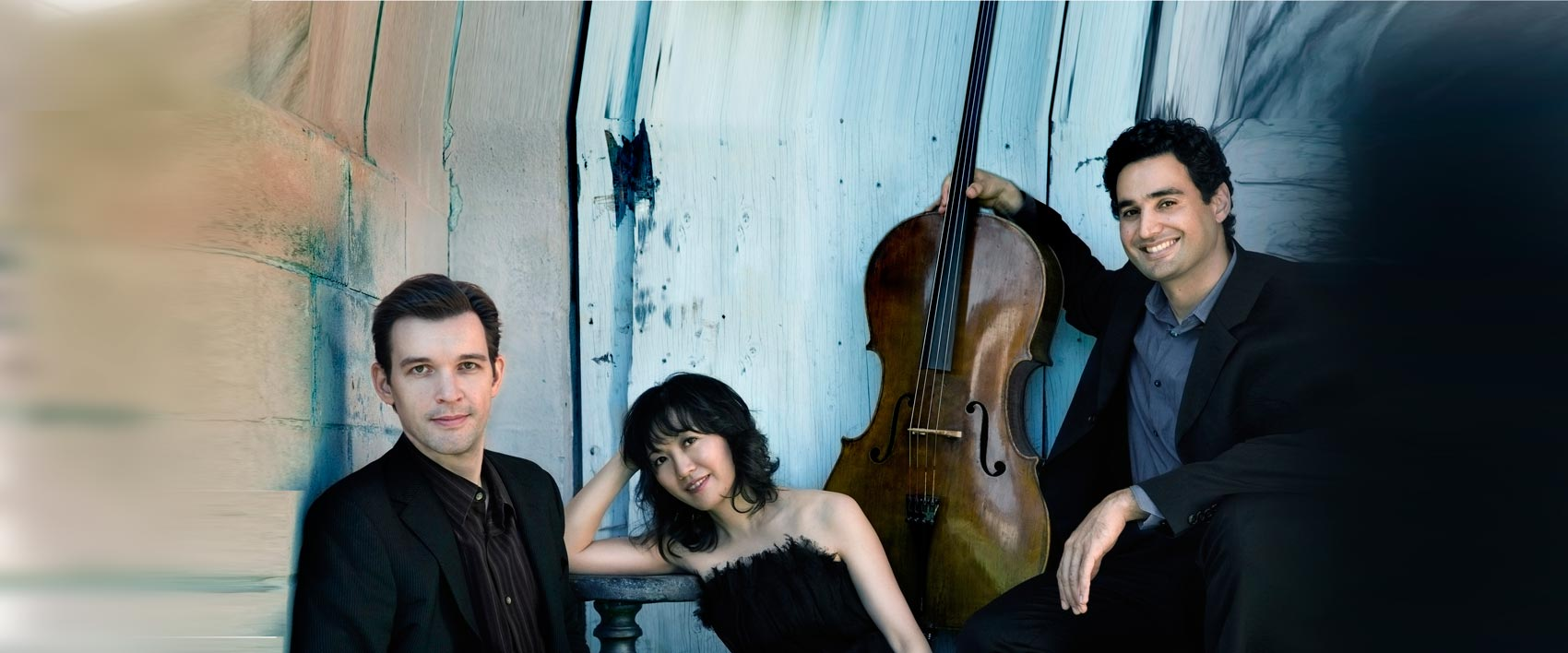 October 27, 2014:  Horszowski Piano Trio